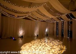Ceiling Draping For Weddings Diy Ceiling Draping Event Pro Training