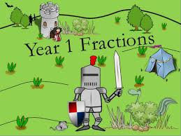 year 1 fractions teaching resources and activities