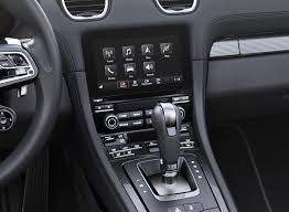 Porsche Boxster Interior - porsche boxster 718 u0027s new engine is ready for geneva dubai abu