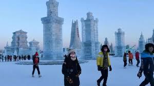 harbin snow and ice festival 2017 harbin ice and snow harbin heilongjiang china 2018 youtube