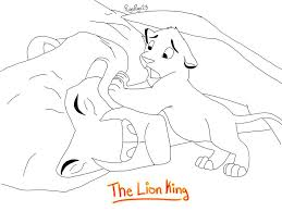 lion king scar coloring pages online lion king coloring pages
