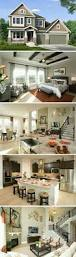 open floor plan best 25 open concept house plans ideas on pinterest open
