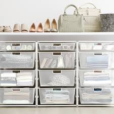 White Elfa Mesh Start A Stack The Container Store