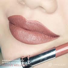 Wardah Matte Lipstick mauve mellow lippielust