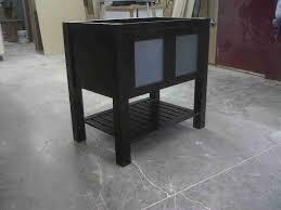 Furniture Style Vanity Valley Custom Cabinets Bathroom Vanity