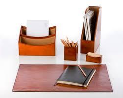 boite de rangement pour fourniture de bureau desk set balmuir