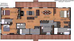 Ranch Style House Plans With Garage Kerala Style House Plans Below 1500 Sq Feet Youtube Ft 4 Bedrooms