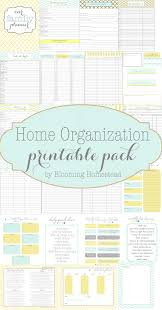 free home planner home organization printables homesteads organizations and