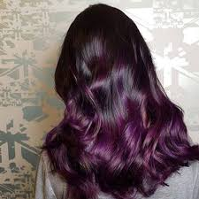 brown plum hair color 13 stunning ombre hair color ideas to try hair com