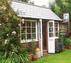 Garden Workshop Ideas Brick Built Shed Workshop Garden Sheds Pinterest Brick