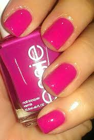 Color Pink by 25 Best Barbie Pink Nails Ideas On Pinterest Pink Nails Pink