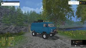 uaz 452 uaz 452 offroad v1 0 farming simulator modification farmingmod com
