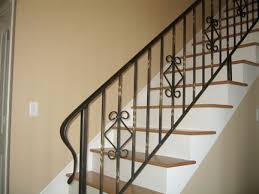 Iron Banisters Wrought Iron Railings Staircase Railings Interior Railings