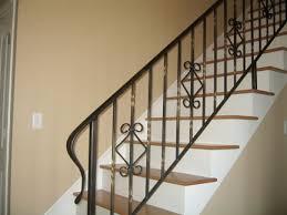 Iron Banisters Wrought Iron Railings Staircase Railings Interior Railings