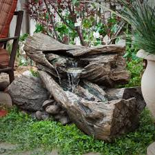 backyard water fountains the best home design ideas