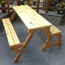 Diy Foldable Picnic Table by 7 Best Outdoor Furniture Images On Pinterest Outdoor Furniture