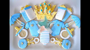 home baby shower cookies decorations ideas youtube