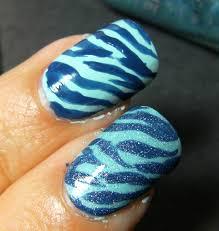 deez nailz zebra nail art u0026 plug yourself sunday