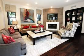Wingback Chair Ottoman Design Ideas Breathtaking Oversized Wall Decorating Ideas For Living Room