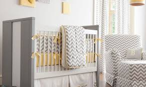 Gray And White Chevron Curtains 20 Gray And Yellow Nursery Designs With Refreshing Elegance