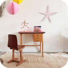 petit bureau vintage bureau vintage enfant ées 50 ées 60 atelier du petit parc