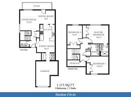 nab floor plan jeb little creek fort story shelton circle neighborhood 3 bedroom