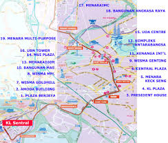 Direction Map Maps Of Tawau Malaysia