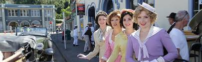 new zealand small guided tours hawkes bay art deco festival