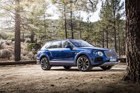 suv bentley 2016 bentley bentayga lands in sa cars co za