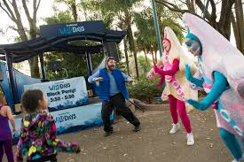 Seaworld Orlando Park Map by Wild Days Start This Weekend At Seaworld Orlando Brings Guests