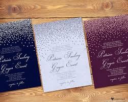 cheap wedding invitation templates wonderful one page wedding