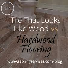 Hardwood Floor Tile Awesome Tile That Lookse Hardwood Photo Inspirations Floors