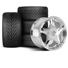 mustang pony wheels 5 lug mustang chrome pony wheels and tire kit 79 93