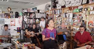 Small Desk Concert My Jam This Week Lafourcade S Tiny Desk Concert Rants