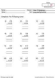 primaryleap co uk long multiplication 1 worksheet