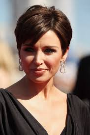 best short haircut for women over 40 dannii minogue u0027s chic pixie