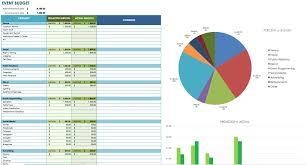 event budget template marketing budget pinterest budgeting