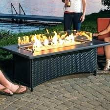 Gas Firepit Table Modern Pit Table Modern Gas Pit Table Staround Me