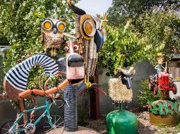 sebastopol u0027s quirky junk sculptures a photo essay