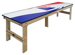 how long is a beer pong table beer pong table rental table games video amusement san francisco