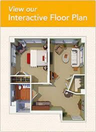 design a floor plan senior living design senior living