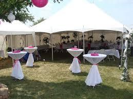 backyard tent rentals 10 best wedding rental images on pinterest graduation ideas