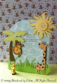 Baby Boy First Birthday Invitation Cards Best 25 Safari Invitations Ideas On Pinterest Zoo Animal Party
