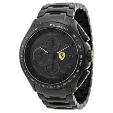 all black ferrari ferrari watches jomashop
