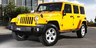 yellow jeep jeep grand cherokee wrangler prices rise by up to 3000 photos
