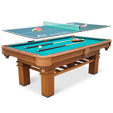 pool and ping pong table eastpoint sports 87 inch sinclair billiard pool table with table