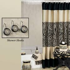 zebra bathroom decorating ideas zebra print curtains home decorating ideas brown zebra bathroom