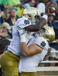 Quenton Nelson Bench Press Toiling In Obscurity Paved The Way For Notre Dame De Jay Hayes