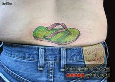 flip flop tattoo now this is cool thinking of getting 3 pairs