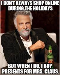 Meme E - new holiday memes for a jolly online shopping season oneupweb